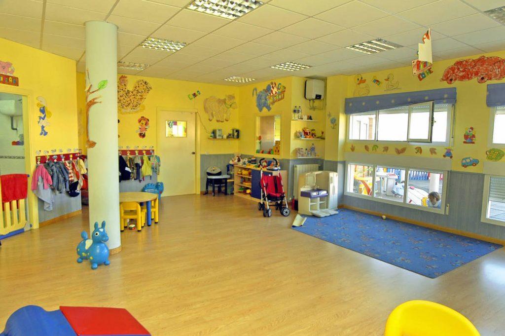 aula 2 escuela infantil nueva segovia