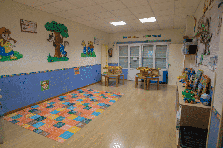 aula 5 los cuentos escuela infantil nueva segovia